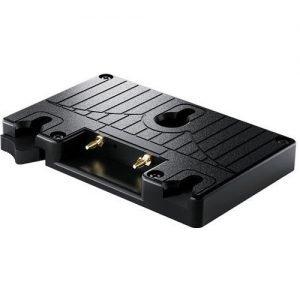 Blackmagic Design Gold Mount Battery Plate for URSA/URSA Mini