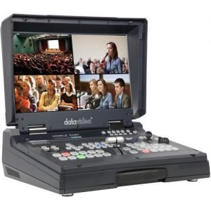Datavideo HS-1500T 4-Channel HDBaseT Portable Switcher