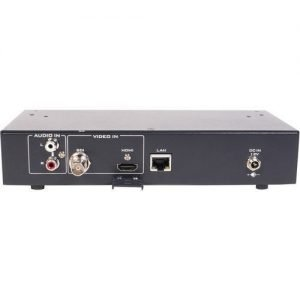 Datavideo NVS-33 H.264 Video Streaming Encoder and MP4 Recorder