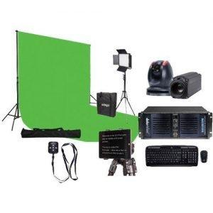 Datavideo Tracking Virtual Studio System Bundle Educational Kit