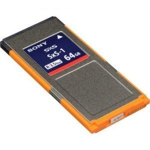 Sony SBS64G1C 64GB SxS-1 (G1C) Memory Card