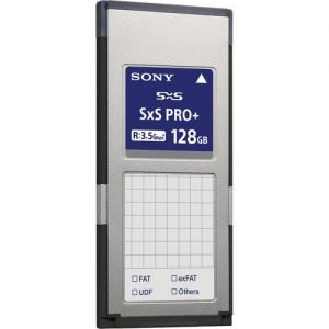 Sony 128GB SxS Pro+ E Series Memory Card