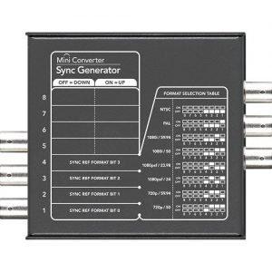 Blackmagic Design Sync Generator