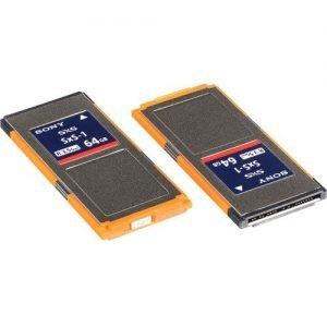 Sony 2SBS64G1C 64GB SxS-1 G1C Series Memory Card (2-Pack)