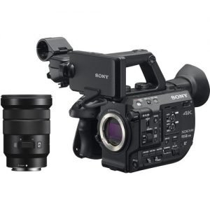 Sony PXW-FS5M2K 4K XDCAM Super 35mm Compact Camcorder with 18 to 105mm Zoom Lens