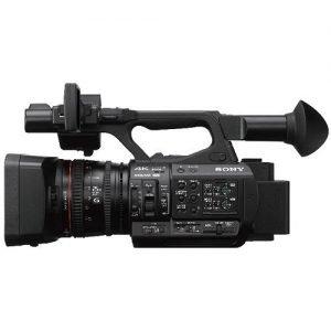 Sony PXW-Z190 4K 3-CMOS 1/3″ Sensor XDCAM Camcorder