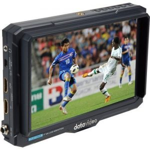 Datavideo TLM-700K 7″ 4K HDMI LCD Monitor for Professional DSLR and Camcorder
