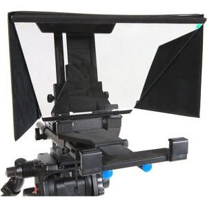 Datavideo TP-500B DSLR Prompter Kit for iPad and Android Tablets with Bluetooth/Wired Remote