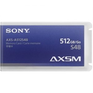 Sony 512GB AXS Memory A-Series Card