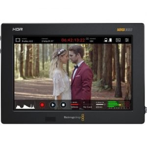 Blackmagic Design Video Assist 7″ 12G-SDI/HDMI HDR Recording Monitor