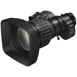 Canon CJ24EX7.5 IASE 4K UHD 2/3″ Portable Lens