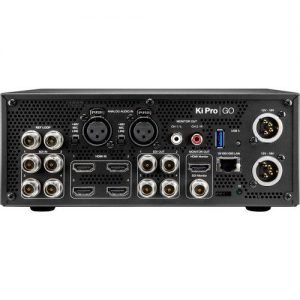 AJA Ki Pro GO Portable Multichannel H.264 USB 3.0 Recorder/Player