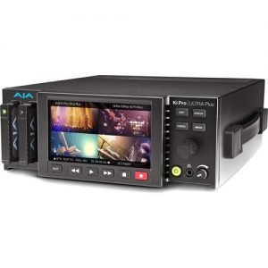 AJA Ki Pro Ultra Plus Multichannel Recorder