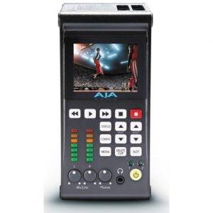 AJA Ki Pro Quad Solid State 4K Recorder