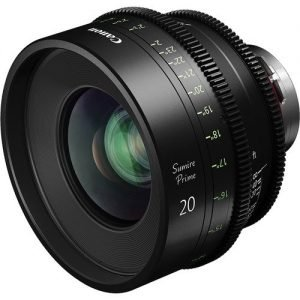 Canon 20mm Sumire Prime T1.5 (PL Mount, Feet)