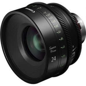 Canon 24mm Sumire Prime T1.5 (PL Mount, Feet)
