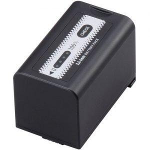 Panasonic 7.28V 43Wh Lithium-Ion Battery for DVX200 (5,900mAh)
