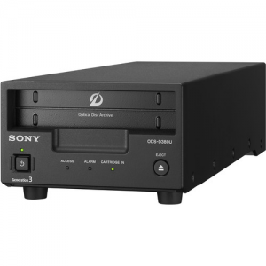 Sony ODS-D380U Optical Disc Archive Gen3 USB 3.2 Desktop Drive