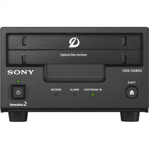Sony Optical ODSD280U Disc Archive Stand-Alone Drive (Gen 2)