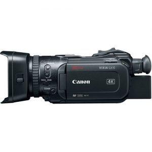 Canon VIXIA GX10 UHD 4K Camcorder with 1″ CMOS Sensor & Dual-Pixel CMOS AF