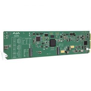 AJA OG-FS-Mini 3G-SDI Frame Synchronizer with DashBoard Support