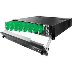 Blackmagic Design OGX-FR-C-P openGear Frame with Cooling and Power Supply