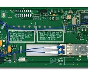 ROSS FDR-6603-R23G/HD/SD SDI Fiber Receiver with 2 slot rear I/O