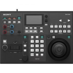 Sony RM-IP500 Professional Remote Controller for Select Sony PTZ Cameras