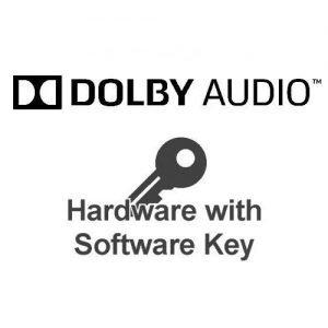 WOHLER OPT- DOLBY D DD+ E Monitoring of Dolby D/DD+/E Stream for iAM-12G-SDI