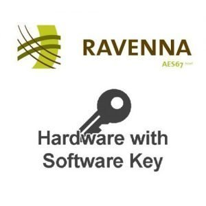 Wohler OPT-RAVENNA 64 –  Monitoring of Up to 64ch Ravenna/AES67 Input in iAM Series