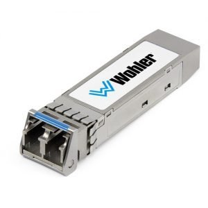 WOHLER SFP 2110 – Multi-Mode LC 850nm SFP Receiver Module with Software Activation Key