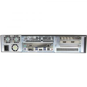 Datavideo PCRM-350A 2RU Rack-Mounted Character Generator Workstation