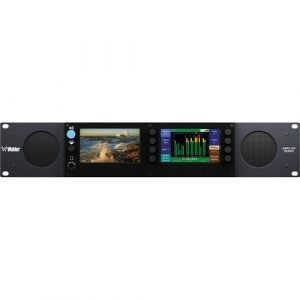 Wohler AMP2-16V-M 16-Channel Audio / Video Processing Monitor