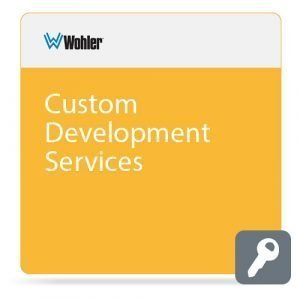 Wohler Engineering Services – Custom Development Services (Per Day, Requires Quote Against Scope of Work)