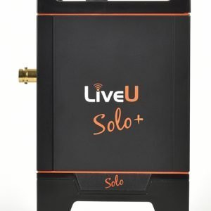 LiveU Solo+ with 2 Internal Modems SDI/HDMI Video/Audio Encoder