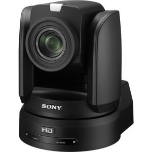Sony BRC-H800 HD PTZ Camera with 1″ CMOS Sensor and PoE+ (Black)