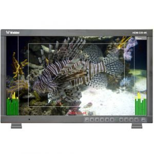 Wohler HDM-320-4K-TT – 32″ Ultra HD IPS LCD Video Monitor with 4 3G-SDI (Table Top)