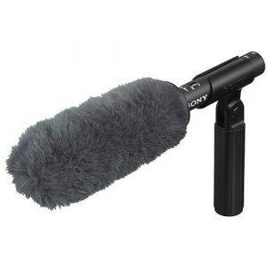 Sony ECM-VG1 Short Shotgun Microphone