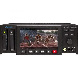 AJA Ki Pro Ultra 12G DCI/UHD/HD Recorder and Player (SDI, HDMI)