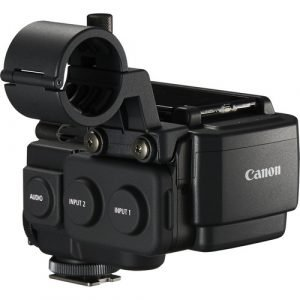 Canon MA-400 Microphone Adapter for EOS C300 Mark II and XC15 Camcorders