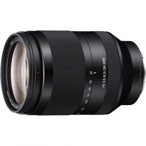 Sony FE 24-240mm f/3.5-6.3 OSS Lens