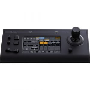 Canon RC-IP100 Touchscreen PTZ Joystick Controller