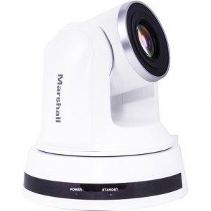 Marshall Electronics CV620 3G-SDI/HDMI PTZ Camera with 20x Optical Zoom (White)