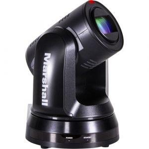 Marshall Electronics CV730-NDI UHD 4K Broadcast PTZ Camera with NDI|HX (Black)