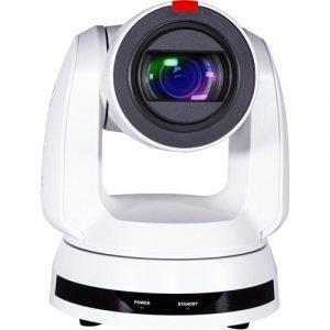 Marshall Electronics CV730 UHD 4K60 IP PTZ Camera with 30x Optical Zoom (White)