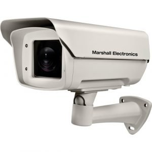 Marshall Electronics Compact Weatherproof Housing with Fan & Heater for CV343/CV350/CV365/CV342 Camera