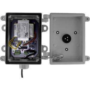 Marshall Electronics CV-H20-PWR Weatherproof Power Supply for CV-H20-HF Camera Housing
