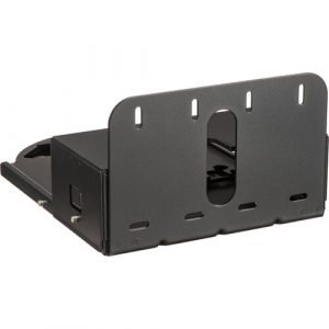Marshall Electronics Wall Mount for CV730, CV620, and CV612 Series PTZ Cameras (Black)